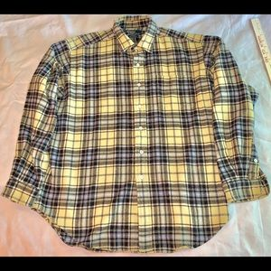 Polo by Ralph Lauren Flannel